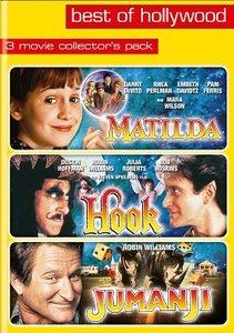 Jumanji / Hook / Matilda