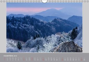 Suisse - Paysage de montagnes 2015 (Calendrier mural 2015 DIN A4