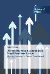 Increasing Your Success as a Small Business Leader