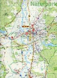 Rathenow, Premnitz und Umgebung 1 : 35 000