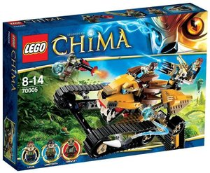 LEGO® Legends of Chima 70005 - Lavals Löwen-Quad