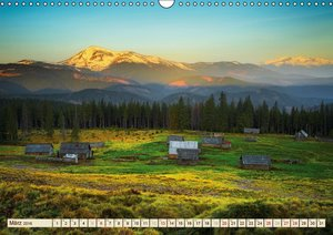Ukrainische Schönheiten (Wandkalender 2016 DIN A3 quer)