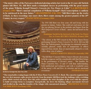 Bach & Mozart Edition