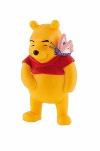 Bullyland 12329 - Winnie Pooh mit Schmetterling