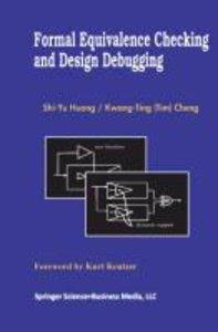 Formal Equivalence Checking and Design Debugging