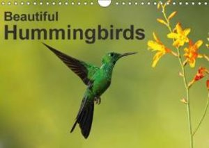Beautiful Hummingbirds (Wall Calendar 2015 DIN A4 Landscape)