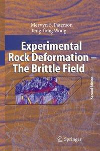 Experimental Rock Deformation