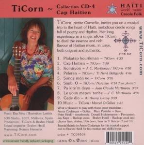Cap Haitien-Creole Songs