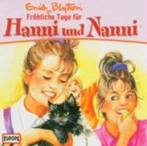 Hanni und Nanni 08. Fröhliche Tage. CD