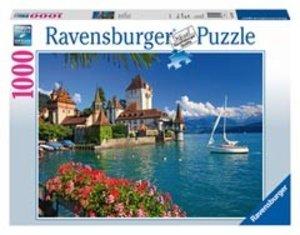 Ravensburger 19139 - Thunersee Bern, 1000 Teile Puzzle