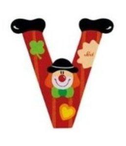 Sevi 81758 - Buchstabe: Clown V