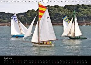 The Beauty of Sailing (Wall Calendar 2015 DIN A4 Landscape)