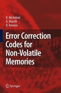 Error Correction Codes for Non-Volatile Memories