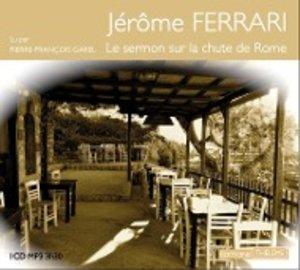 Le Sermon sur la chute de Rome. MP3-CD