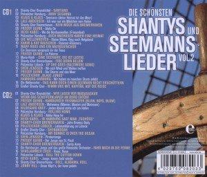 Die Schönsten Shantys & Seemannslieder Vol.2