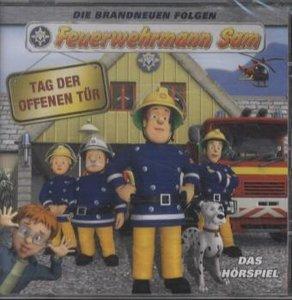 Feuerwehrmann Sam - Tag der offenen Tür Hörspiel (Staffel 7 Teil