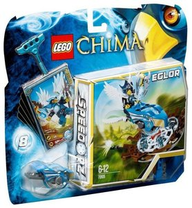 LEGO® Legends of Chima 70105 - Nestspringen