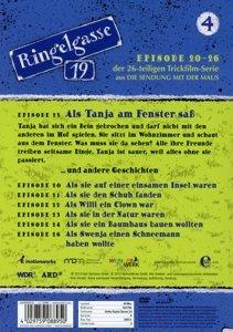 (4)DVD z.TV-Serie-Als Tanja Am Fenster Saß