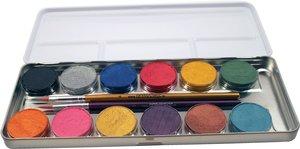 Corvus A190613 - Eulenspiegel: 12 Farben, Perlglanz