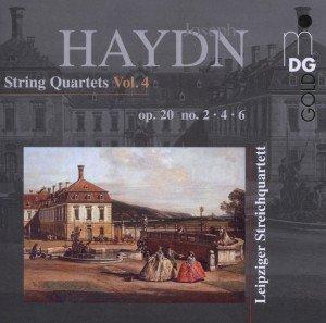 Vol. 4 Streichquartette op.20,Nr.2,4 & 6