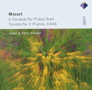 Klaviersonaten Zu 4 Händen/Für 2 Klaviere