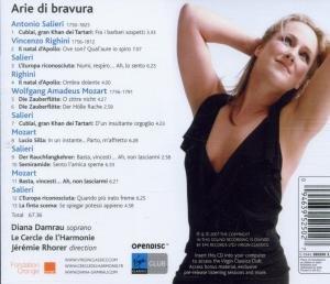 Arie Di Bravura