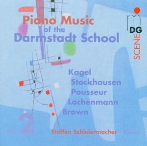 Klaviermusik Darmstadt Vol.2