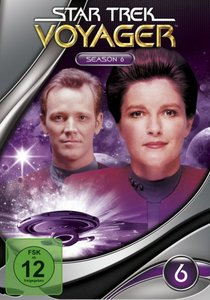 STAR TREK: Voyager - Season 6 (7 Discs, Multibox)