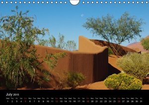 Spectacular Utah / UK-Version (Wall Calendar 2015 DIN A4 Landsca