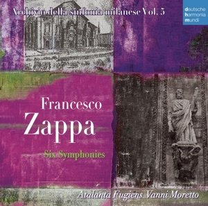Francesco Zappa-Six Symphonies