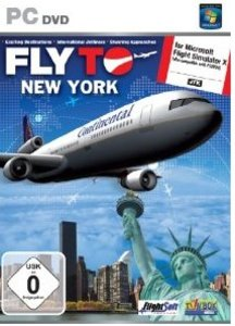 Flight Simulator X - Fly To New York