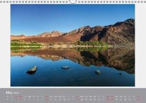 Namibia Desert colours 2015 (Wall Calendar 2015 DIN A3 Landscape
