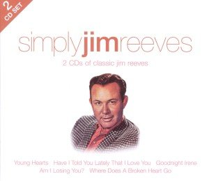 Simply Jim Reeves (2CD)
