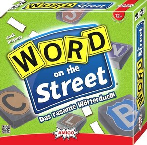 Heidelberger AM078 - Word on the Street, Legespiel
