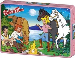 Schmidt Spiele 55580 - Bibi und Tina, Abenteuer, 100 Teile Puzzl