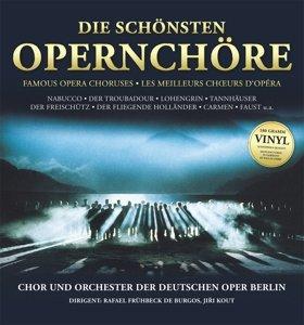 Die Schönsten Opernchöre-180gr Vinyl
