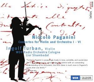 Violinkonzerte 1-6