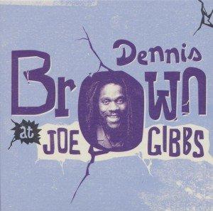 Dennis Brown At Joe Gibbs (Box-Set)