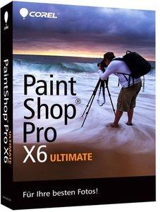 Corel PaintShop Pro X6 Ultimate