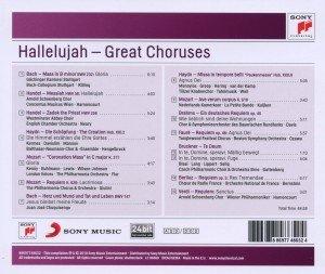 Hallelujah-Groáe Chöre