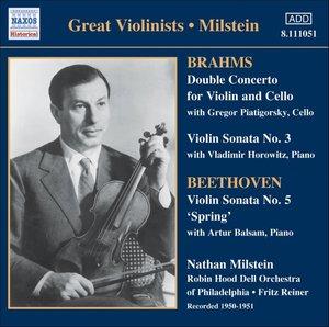 Doppelkonzert/Violinsonaten