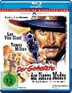 Der Gehetzte der Sierra Madre. Blu-ray + Bonus DVD