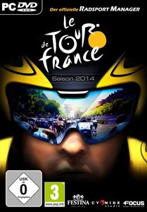 Tour de France 2014: Der offizielle Radsport Manager. Für Window