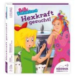 Hörbuch Bibi Blocksberg-Hexkraft gesucht!