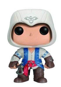 POP! Assassins Creed PVC-Sammelfigur: Connor