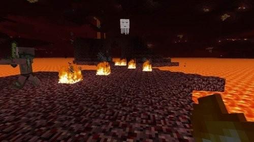 Minecraft - PS3-Edition - zum Schließen ins Bild klicken