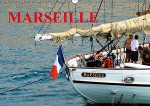 MARSEILLE (Calendrier mural 2015 DIN A3 horizontal)