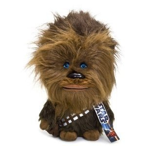 Joy Toy 741867 - Star Wars: Chewbacca, Plüsch, 40 cm
