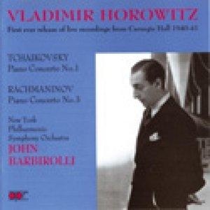 Tchaikovsky & Rachmaninov concertos