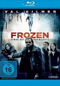 Frozen-Etwas hat überlebt-Blu-ray Disc